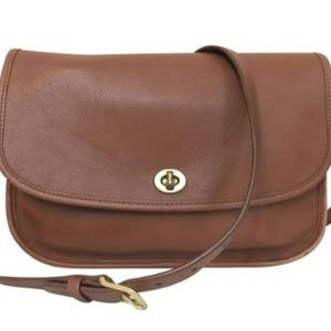 Classic COACH Crossbody Bag